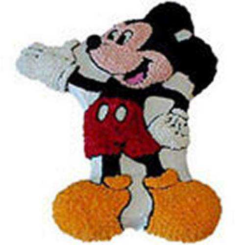 Mouth-Watering Mickey Mouse Cake
