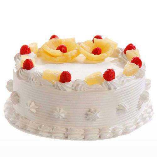 Toothsome Selection of Pineapple Cake