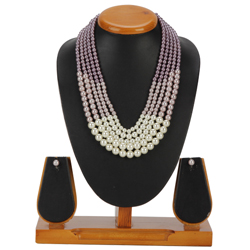 Beaded-with-Amour Bijou Set from Avon