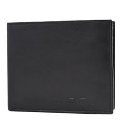 Exotic Black Coloured Genuine Leather Gents Wallet from Urban Forest