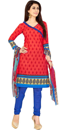 Outstanding Welcome Brand of Printed Salwar Suit for Women