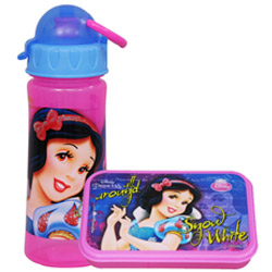 Lovely Kids Essential Disney Snow White Tiffin Set