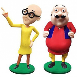 Gut-Busting Merriment Motu Patlu Match