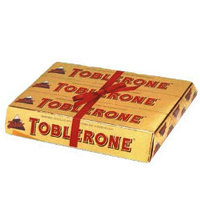 Delicious Toblerone Swiss Chocolates
