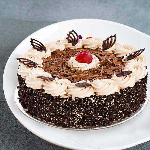 Delightful Black Forest Cake