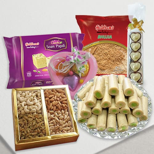 Scrumptious Choco Assortments Gift Hamper