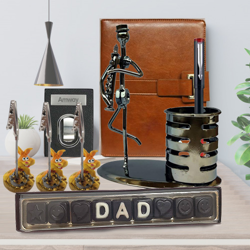 Gift for Dads Office Desk