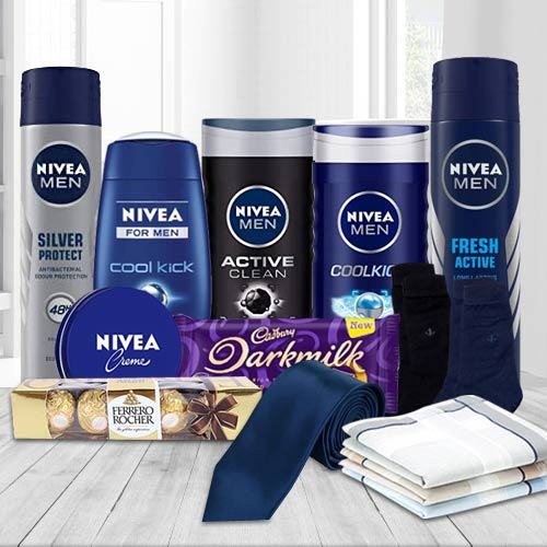 Nivea Grooming Kit for Men