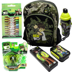 Amazing Collection of Ben 10 Gift Items