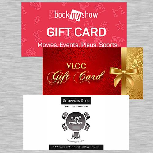Exclusive Happy Go Shopping Gift Voucher