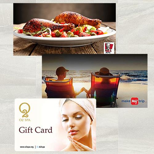 Remarkable Holidaying Gift Voucher Combo