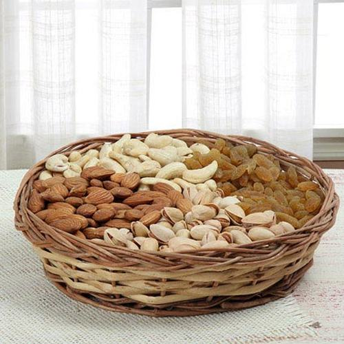 Immunity Boosting Dry Fruits Basket for Mummy