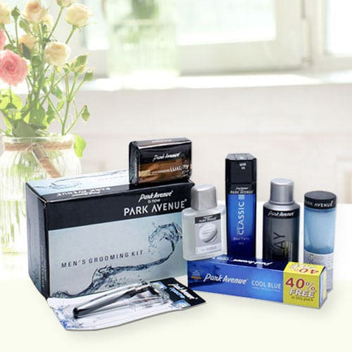 Exclusive gift pack from Park Avenue