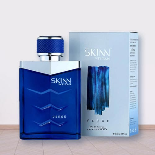 Popular Verge Fragrance for Men by Titan Skinn
