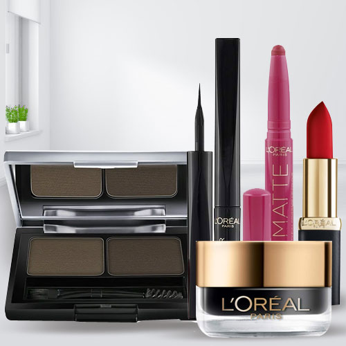 Marvelous L�oreal Make Up Hamper