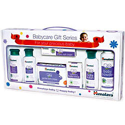 Wonderful Babycare Gift Pack from Himalaya