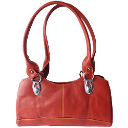 Attractive Ladies Leather Handbag from Rich Born