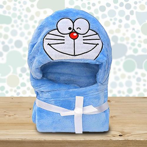 Exclusive Wrapper Baby Bath Towel for Boys
