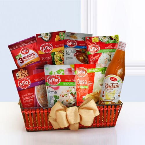 Sweet Aroma of South Indian Lunch Hamper