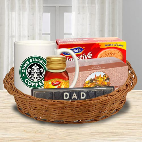 Amazing Masala Tea Gift Hamper for your Dad