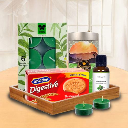 Splendid Health Gift Hamper for Moms Birthday