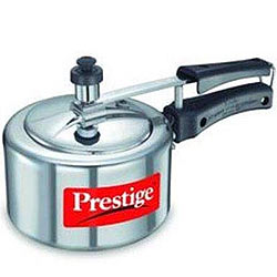 Cooking With Prestige Nakshatra 3 Lt Pressure Cooker