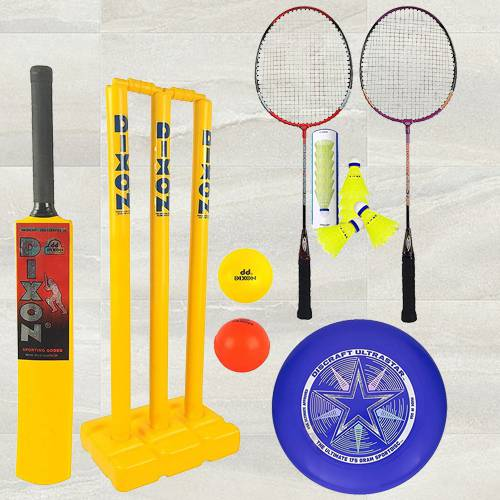 Exclusive Toyshine 3 in 1 Mega Sports Combo