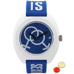 Sporty Looking Kids Watch from Titan Fastrack with free Roli Tilak and Chawal