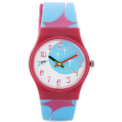 Admirable Multicolored Kids Watch from Titan Zoop