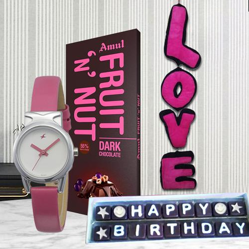 Exclusive Birthday Gifts for Fiancee